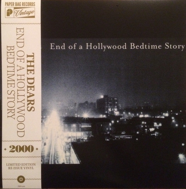 The Dears ‎– End Of A Hollywood Bedtime Story - new vinyl