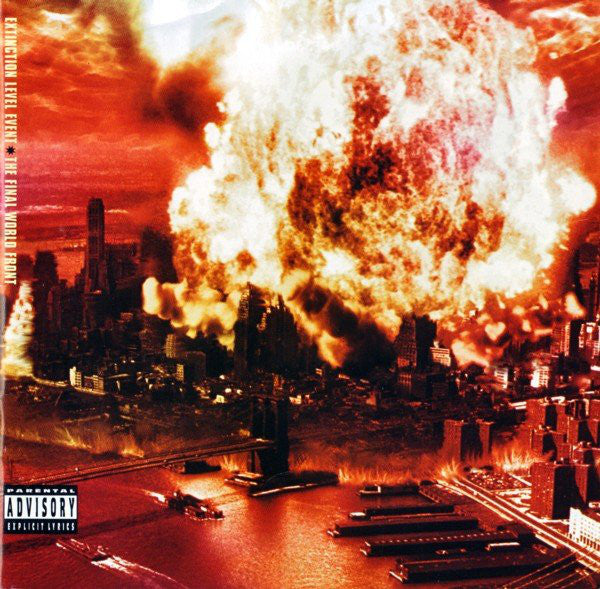 Busta Rhymes ‎– Extinction Level Event - The Final World Front - new vinyl