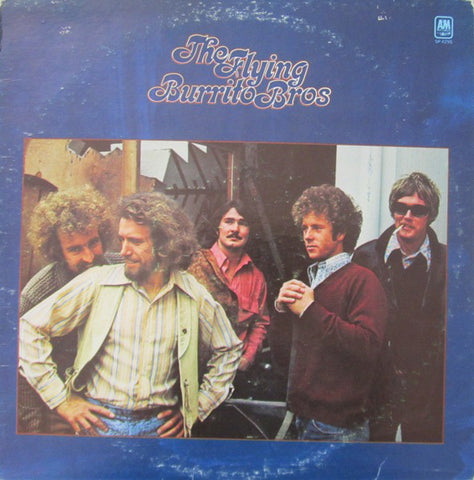 The Flying Burrito Bros. – The Flying Burrito Bros. - Used Vinyl
