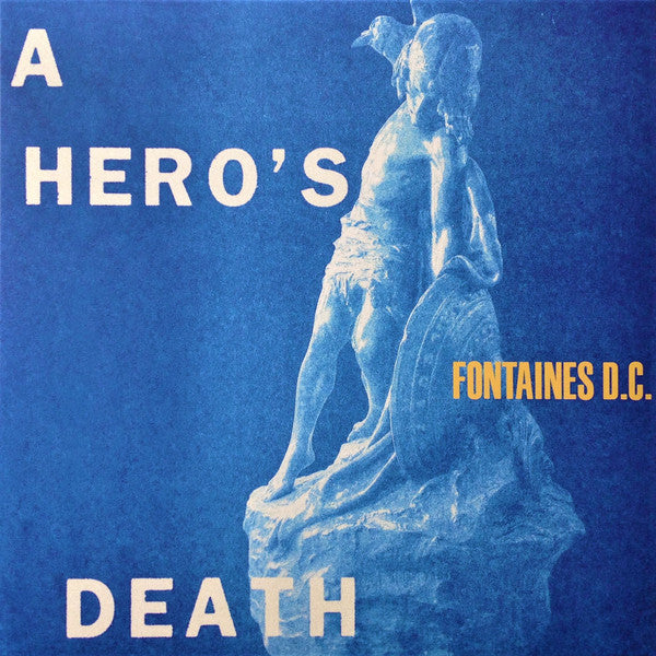 Fontaines D.C. ‎– A Hero's Death - new vinyl