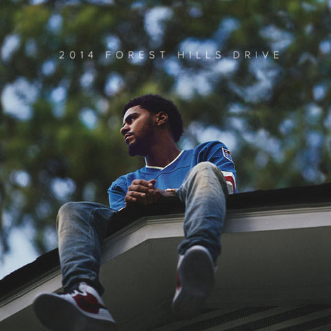 J. Cole ‎– 2014 Forest Hills Drive - new vinyl