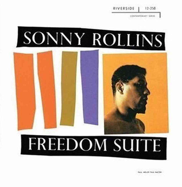 Sonny Rollins ‎– Freedom Suite - new vinyl