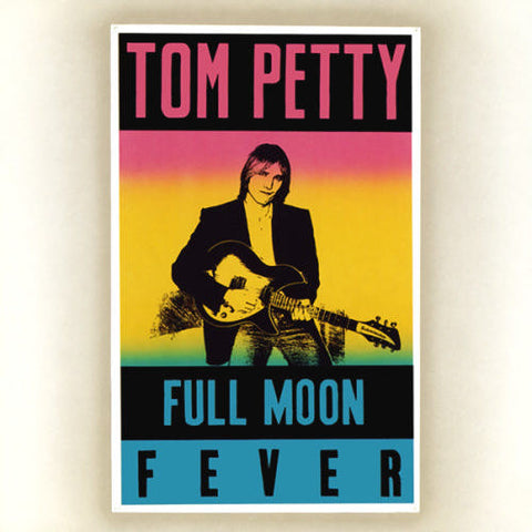 Tom Petty ‎– Full Moon Fever - new vinyl