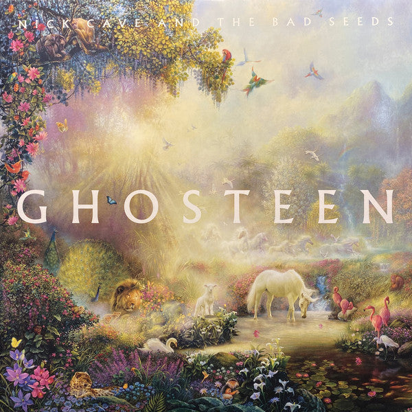 Nick Cave And The Bad Seeds ‎– Ghosteen - new vinyl