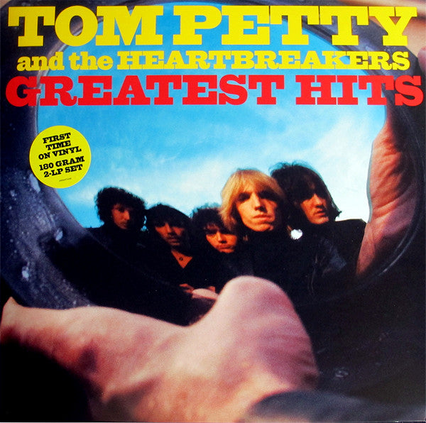 Tom Petty And The Heartbreakers ‎– Greatest Hits - new vinyl