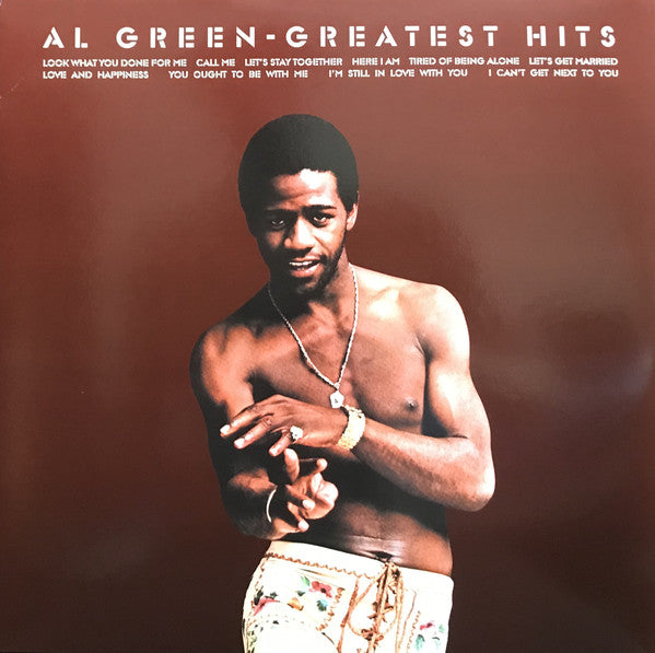 Al Green ‎– Greatest Hits - new vinyl