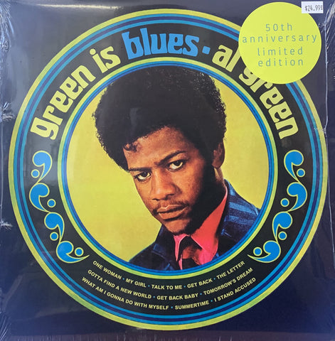 Al Green ‎– Green Is Blues - new vinyl