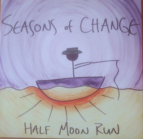 Half Moon Run ‎– Seasons Of Change - new vinyl