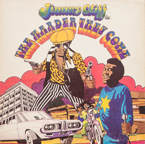 Various ‎– Jimmy Cliff - The Harder They Come (Original Soundtrack Recording) - new vinyl