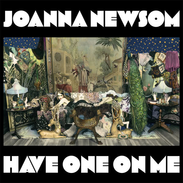 Joanna Newsom ‎– Have One On Me - new vinyl