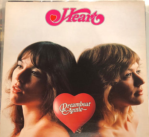 Heart ‎– Dreamboat Annie - USED VINYL