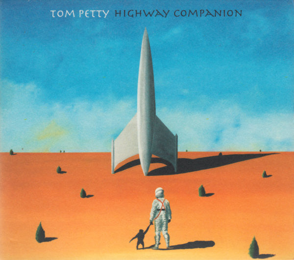 Tom Petty ‎– Highway Companion - new vinyl