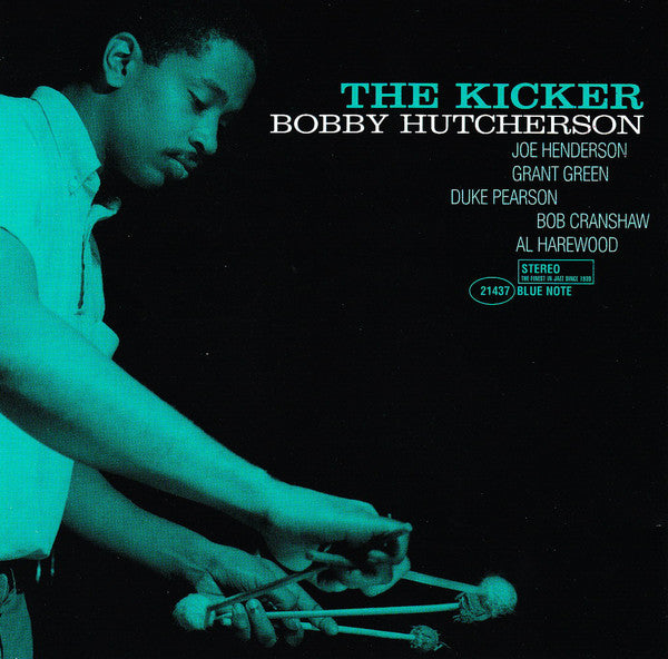 Bobby Hutcherson ‎– The Kicker - new vinyl