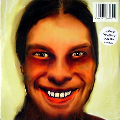 Aphex Twin ‎– I Care Because You Do - new vinyl