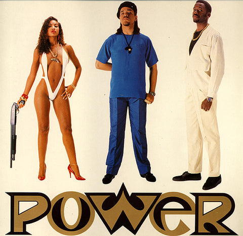 Ice-T ‎– Power - new vinyl