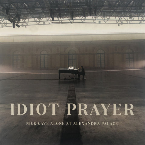 Nick Cave ‎– Idiot Prayer: Nick Cave Alone At Alexandra Palace - new vinyl
