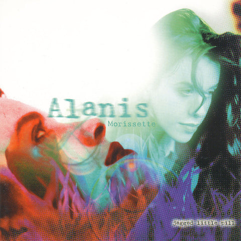 Alanis Morissette ‎– Jagged Little Pill - new vinyl