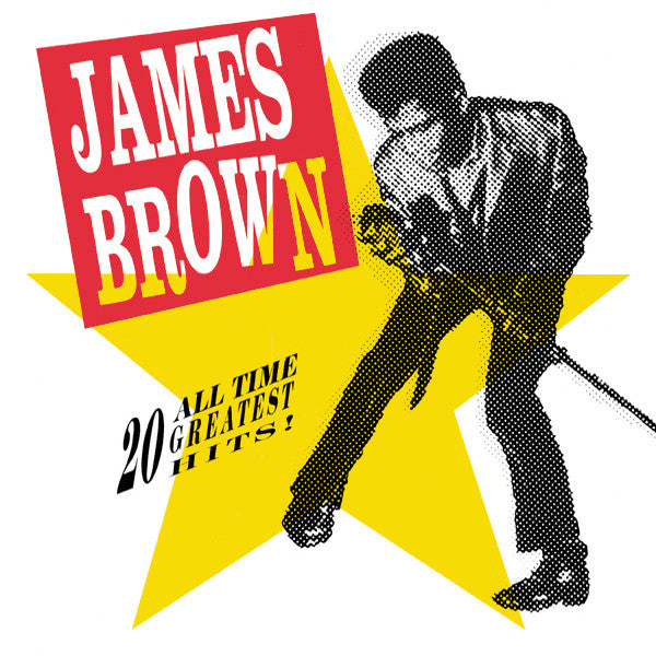 James Brown ‎– 20 All-Time Greatest Hits! - new vinyl