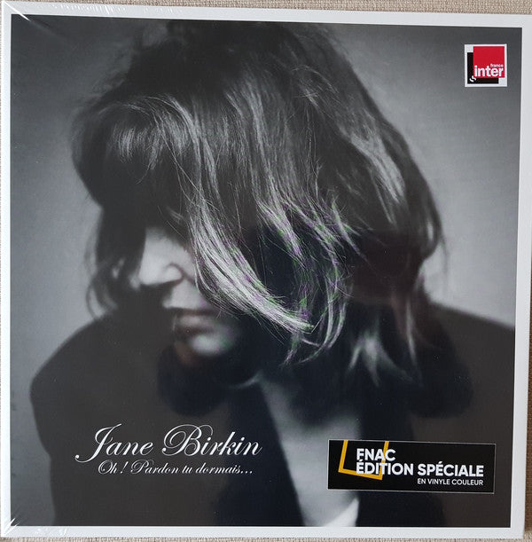 Jane Birkin ‎– Oh ! Pardon Tu Dormais... - new vinyl