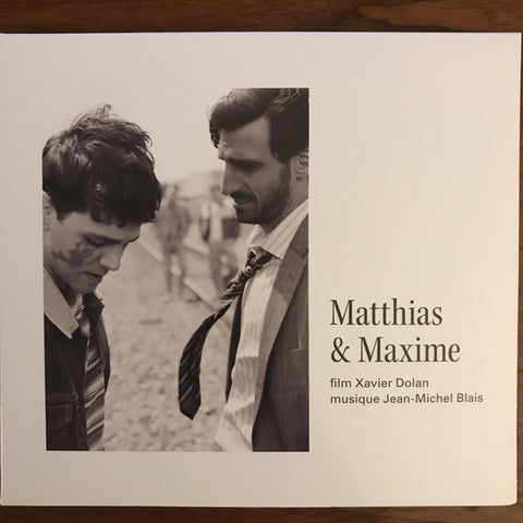 Jean Michel Blais - Matthias and Maxime - new vinyl