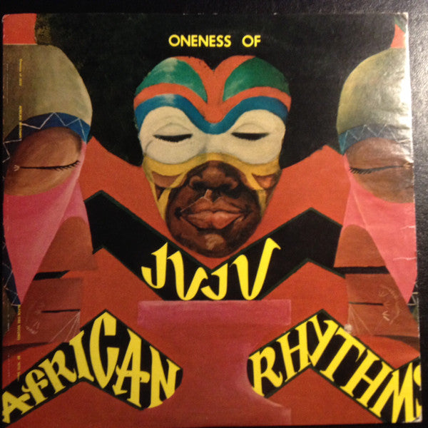 Oneness Of Juju ‎– African Rhythms - new vinyl