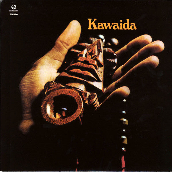 Kuumba-Toudie Heath ‎– Kawaida (albert Heath/Don Cherry/Herbie Hancock) - new vinyl