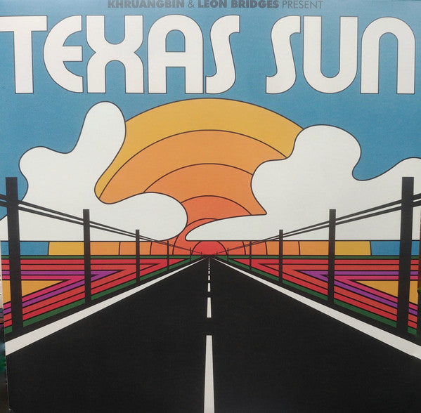 Khruangbin & Leon Bridges ‎– Texas Sun - new vinyl