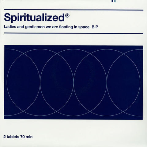 Spiritualized ‎– Ladies And Gentlemen We Are Floating In Space - new vinyl