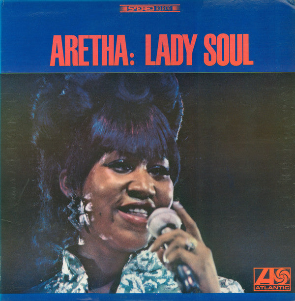Aretha Franklin ‎– Lady Soul - new vinyl