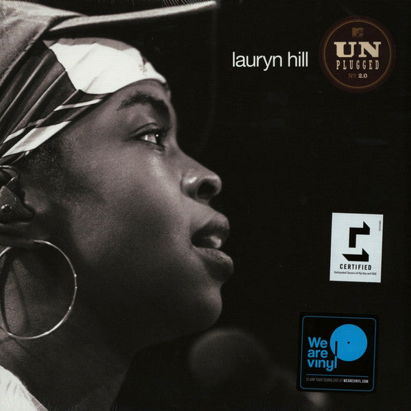 Lauryn Hill ‎– MTV Unplugged No. 2.0 - new vinyl