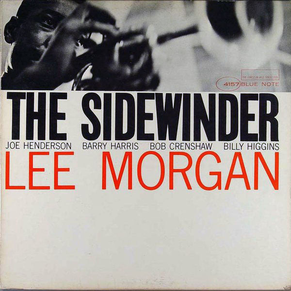 Lee Morgan - The Sidewinder - new vinyl