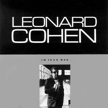 Leonard Cohen ‎– I'm Your Man - new vinyl