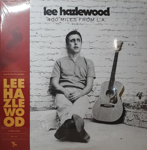 Lee Hazlewood ‎– 400 Miles From L.A. 1955-56 - new vinyl