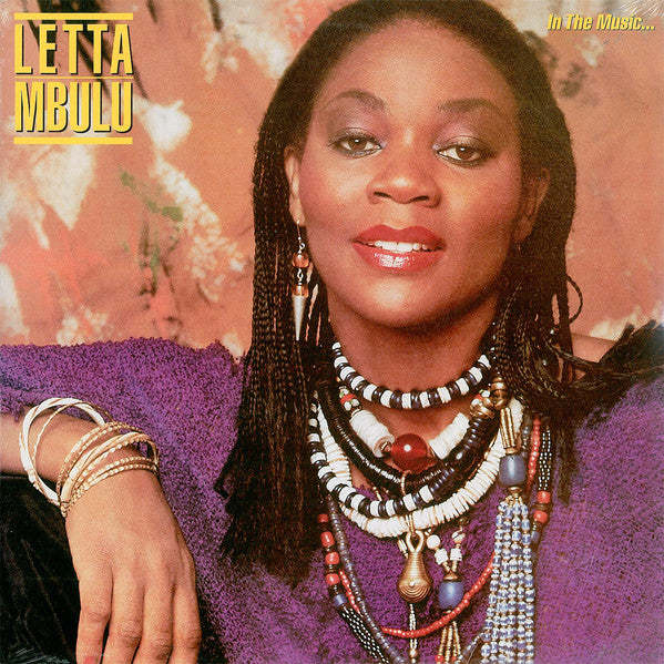 Letta Mbulu ‎– In The Music......The Village Never Ends - new vinyl