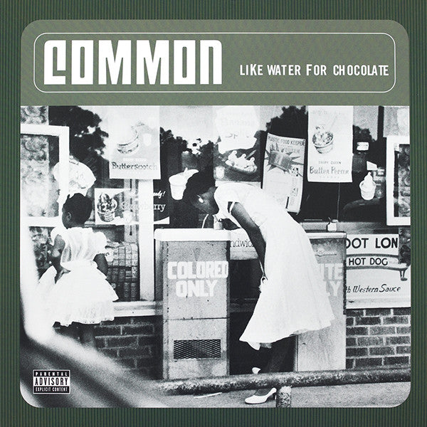 Common ‎– Like Water For Chocolate - new vinyl