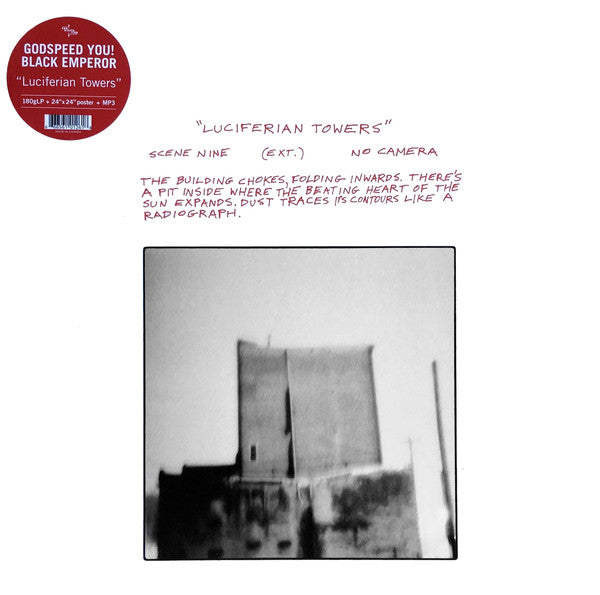 Godspeed You Black Emperor ‎– Luciferian Towers - new vinyl