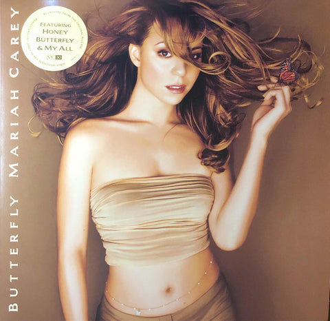 Mariah Carey ‎– Butterfly - new vinyl