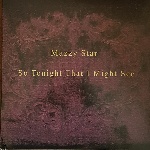 Mazzy Star ‎– So Tonight That I Might See - new vinyl
