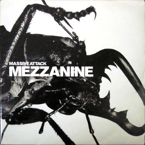 Massive Attack ‎– Mezzanine - new vinyl