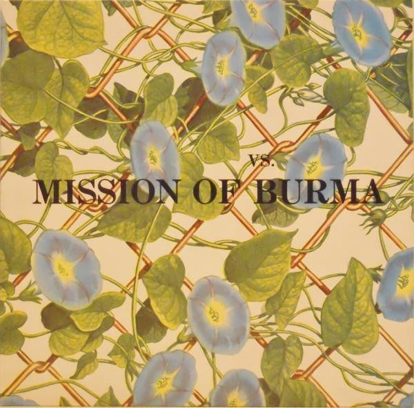 Mission Of Burma ‎– Vs. - new vinyl