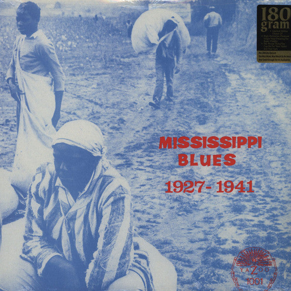 Various ‎– Mississippi Blues 1927-1941 - new vinyl