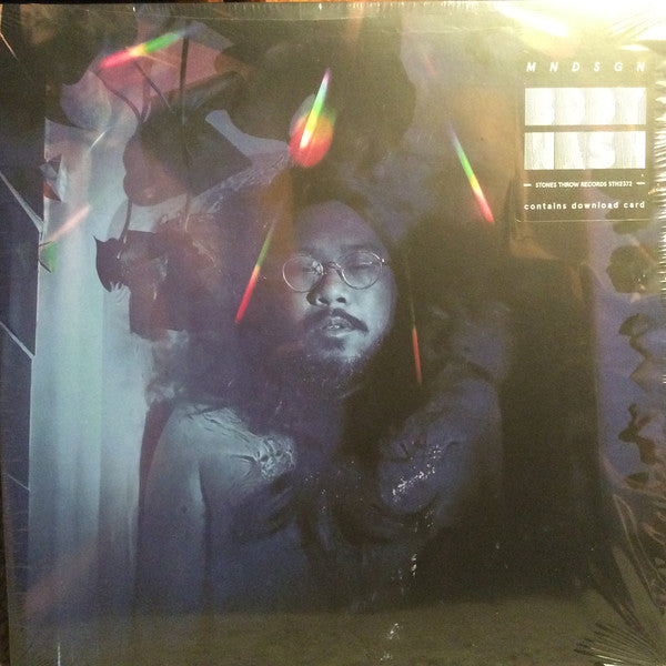 mndsgn ‎– Body Wash - USED VINYL