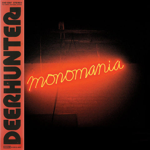 Deerhunter ‎– Monomania - new vinyl