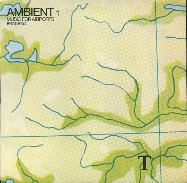 Brian Eno - Music For Airports - new vinyl