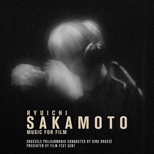 Ryuichi Sakamoto, Brussels Philharmonic Conducted By Dirk Brossé ‎– Music For Film - new vinyl