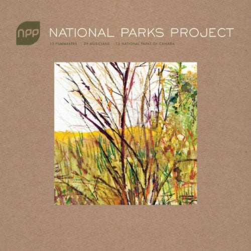 Various ‎– National Parks Project - USED VINYL