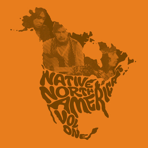 Various ‎– Native North America (Vol. 1) - new vinyl