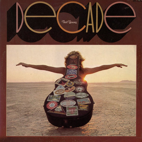 Neil Young ‎– Decade - USED VINYL