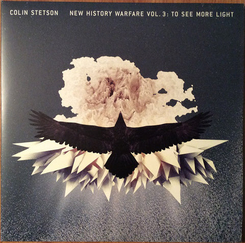 Colin Stetson ‎– New History Warfare Vol. 3: To See More Light - new vinyl