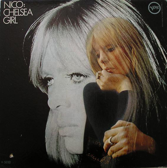 Nico ‎– Chelsea Girl - new vinyl